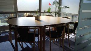 Mødebord hos Djursland-psykologen | Psykolog for Århus og Djursland - 19 minutter fra Aarhus N