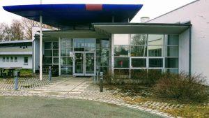 Facaden og indgangen hos Djursland-psykologen | Psykolog for Århus og Djursland - 19 minutter fra Aarhus N
