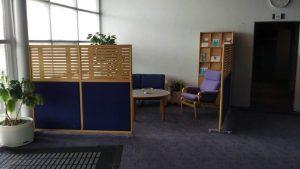 Billede 3 af venteområdet hos Djursland-psykologen | Psykolog for Århus og Djursland - 19 minutter fra Aarhus N