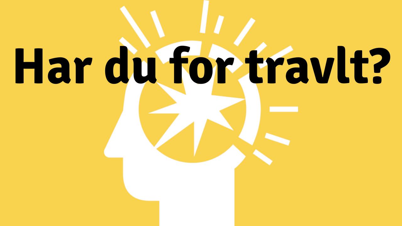 Psykolog Aarhus Djursland - har du for travlt?