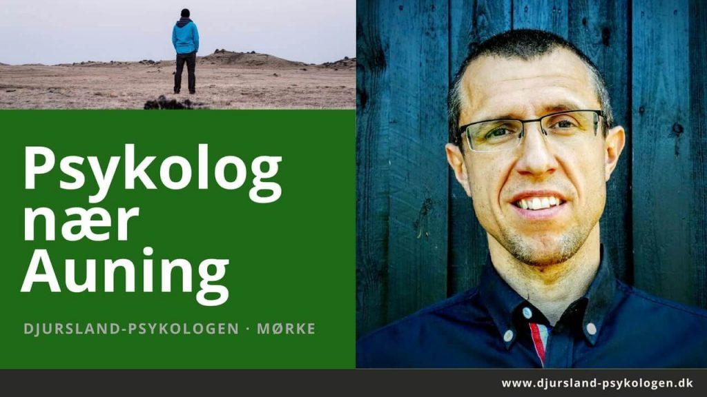 Psykolog Auning - lokal psykolog på Djursland - Sønderhald og Norddjurs