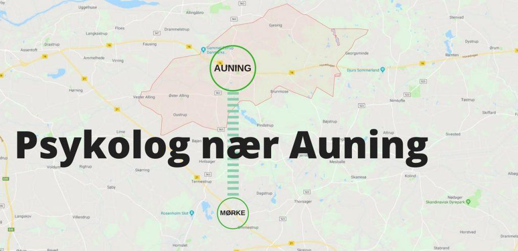 Psykolog Auning og Djursland - Norddjurs