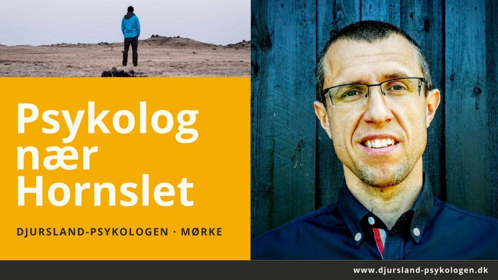 Psykolog Hornslet - lokal psykolog på Djursland nær Rosenholm