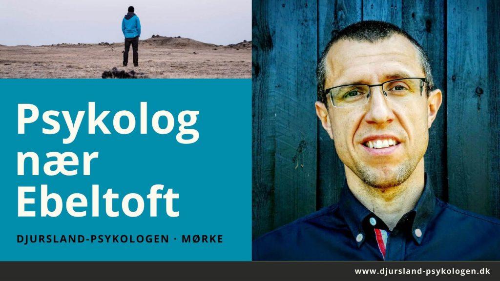 Psykolog Ebeltoft · Sydjurs - lokal psykolog på Djursland